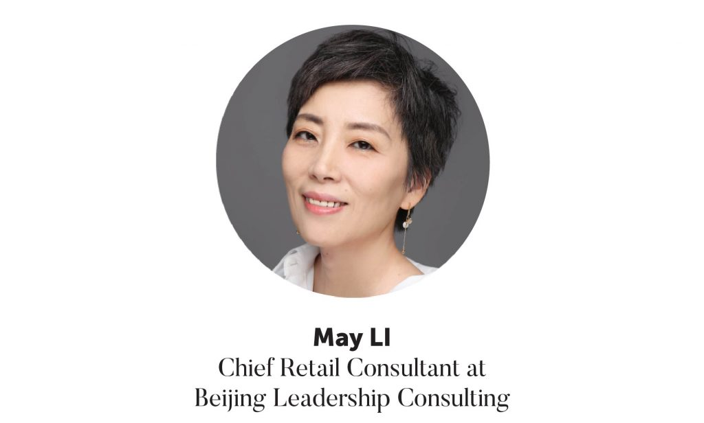 May LI, Chief Retail Consultant at Beijing Leadership Consulting