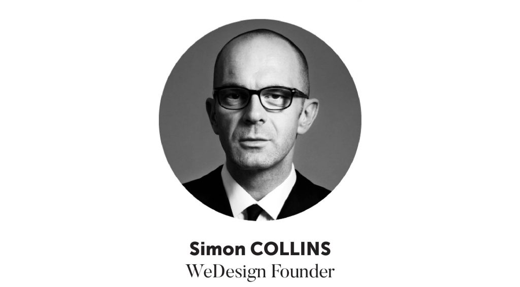 Simon Collins, WeDesign Founder